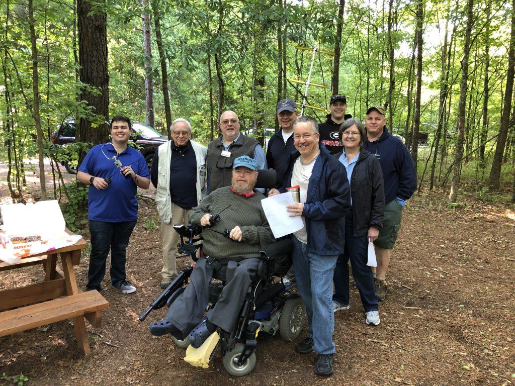 2019 Spring Fox Hunt participants