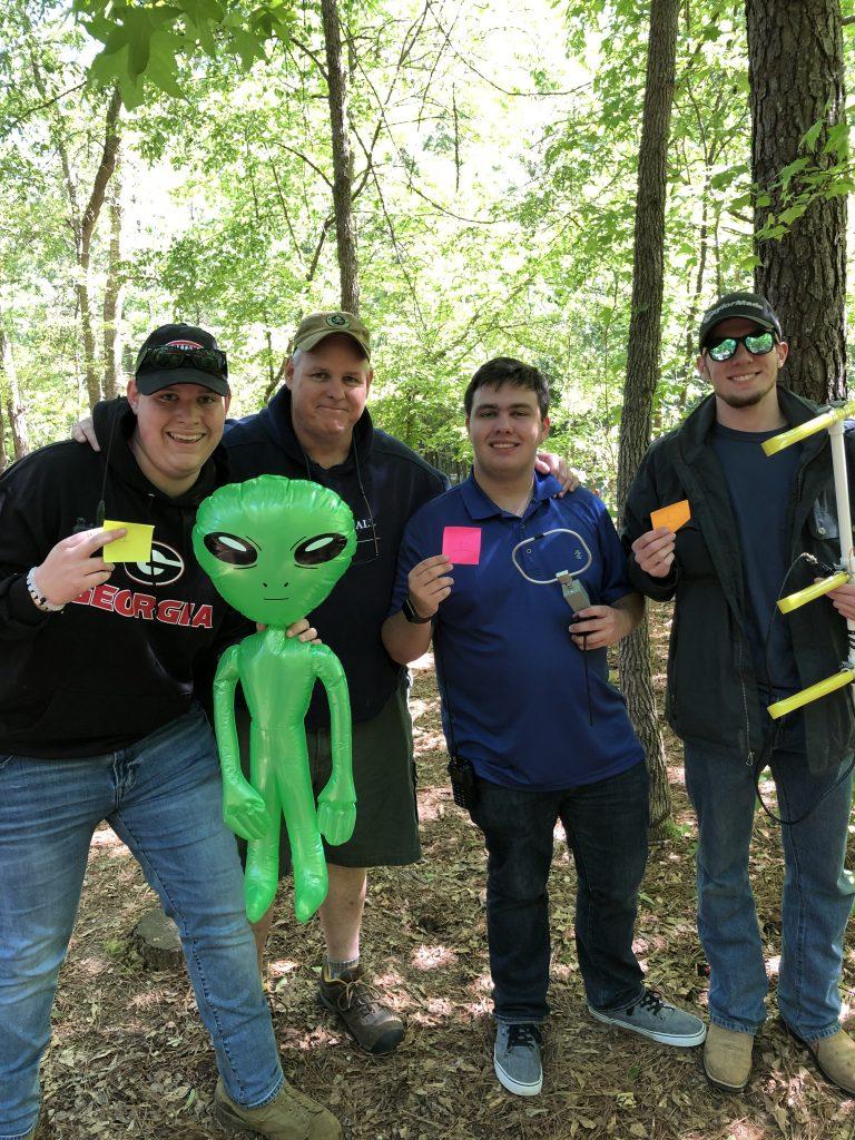2019 Spring Fox Hunt winners